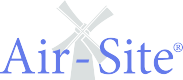 Air-Site logotyp